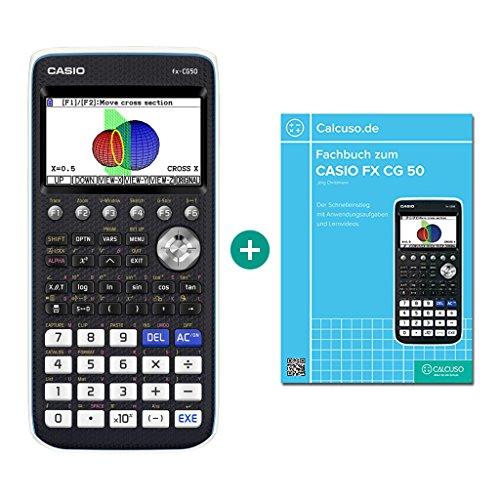 Casio FX CG 50 inkl. Fachbuch zum Casio FX CG 50