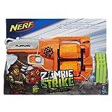 Nerf – Nerf Zombie Flipfury et Flechettes Nerf Zombie Officielles