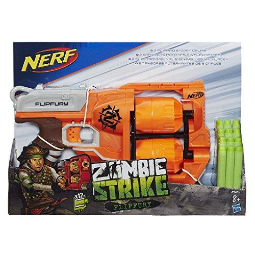 - Zombie Strike FlipFury, Spielzeugblaster ()