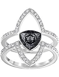 8fd1c55ed4d50 Amazon.co.uk: Swarovski - Rings / Women: Jewellery