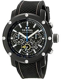 Uhr-Stahl 48mm-yamaha/VR46TW Steel Tech tw937–Silikon-Armband