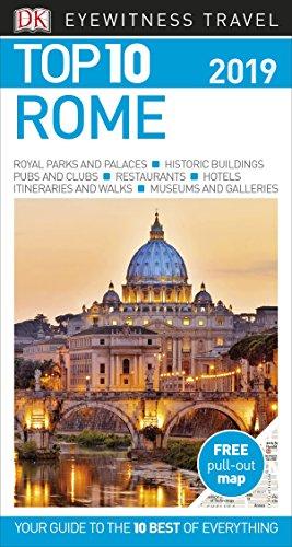 Top 10 Rome: 2019 (DK Eyewitness Travel Guide)