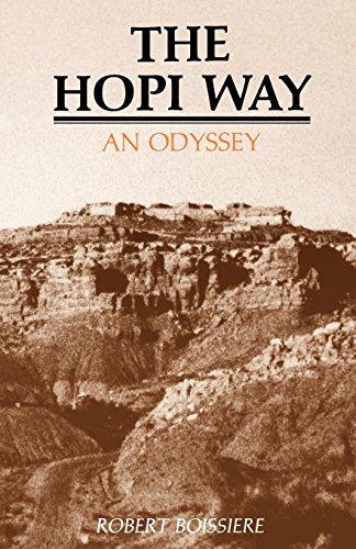 The Hopi Way: An Odyssey por Robert Boissiere
