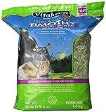 Vitakraft Timothy heno Premium Sweet hierba natural saludable alimentos nutritivos 56oz