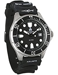 German Diver watch from Tauchmeister 500m new modell T0279