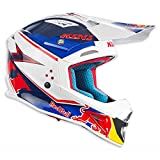 Kini Red Bull Helm Competition Weiß Gr. M