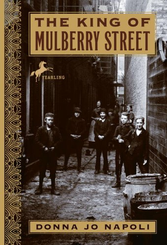 The King of Mulberry Street (English Edition)