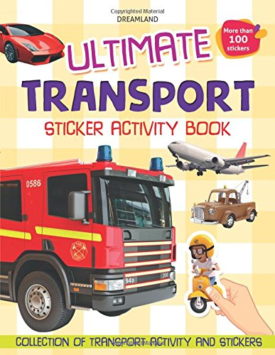 Ultimate Transport (Sticker Activity Book)