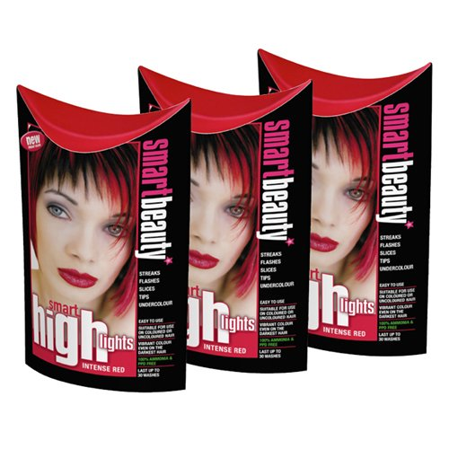 smart-farbe-semi-permanenten-intense-red-hair-dye-x-3