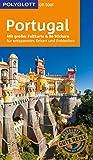 POLYGLOTT on tour Reiseführer Portugal: Mit großer Faltkarte, 80 Stickern und individueller App - Susanne Lipps