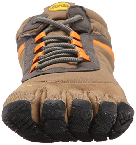 Vibram Five Fingers Trek Ascent Insulated, Chaussures Multisport Outdoor Homme Marron (Tan/grey/black)