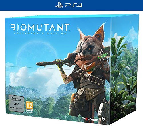 Biomutant - Collector's Edition - [PlayStation 4 ]
