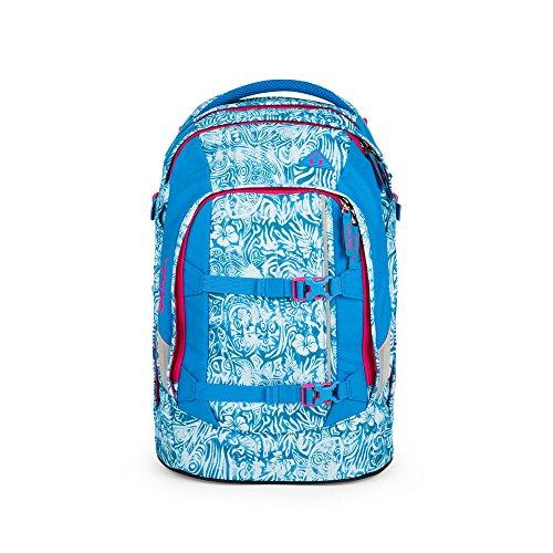 Satch Pack Schulrucksack 48 cm, Aloha Blue BTS2017 (Aloha)