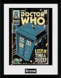 GB eye 16 x 12-inch Doctor Who Tarids Comic Framed Photograph