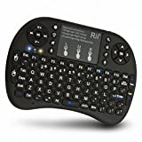 Rii i8+ Mini 2.4GHz Wireless 2.4G Touchpad Keyboard with Mouse for PC, PAD