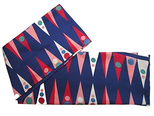 Damen Modisches asiatischen Stil weich Schal–Bunte Muster (Stil Asiatischen Kleidung)
