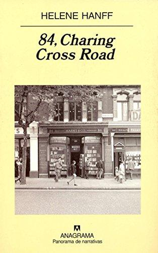 84, Charing Cross Road (Panorama de narrativas nº 522) por Helene Hanff
