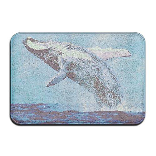 Whale Watching en baie de Monterey Porte avant Tapis de 4060 cm