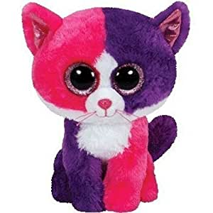 """TY Beanie Boo ~ Pellie the Cat 6"""" ~ Claire's Exclusive"""