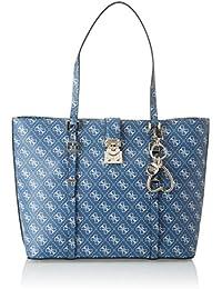 A Xquzhpw E It Spalla Borse Scarpe Blu Guess Amazon Donna SzMVpU