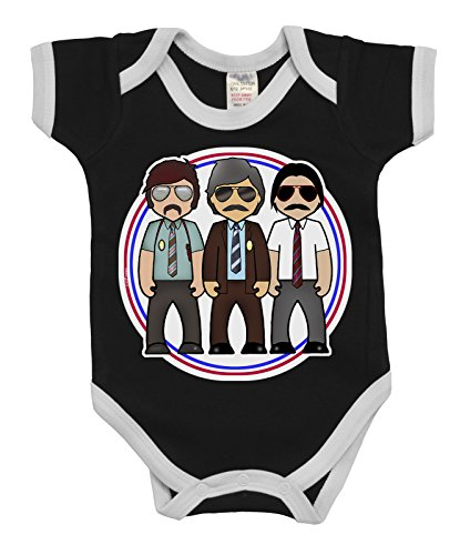 VIPwees Baby Kleidung Babygrow Sabotage Boys Boys & Girls Baby Bodysuit (Funny Baby Boy Kleidung)