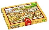 Boîte puzzle - Chez les vikings Die Spiegelburg 72 pièce