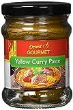 ORIENT GOURMET Gelbe Currypaste, 4er Pack (4 x 227 g)