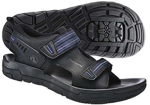 Shimano SH-SD66L - Chaussures trekking homme - noir Modèle 41/42 2016 Chaussures randonnée