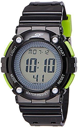 51cLziEHzeL - Sonata 77042PP05J Digital Mens watch