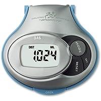 Sportline Podomètre avec compteur de calories brûlées et de distance 345 marches