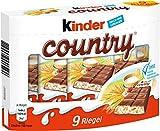 9 confezioni di Kinder Cereali, 211,5 g