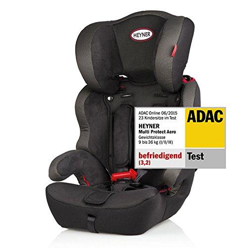 Preisvergleich Produktbild Heyner 796100 Kindersitz MultiProtect AERO Tech (I, II, III), Pantera Black