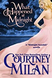 What Happened at Midnight by Courtney Milan (2013-03-15)