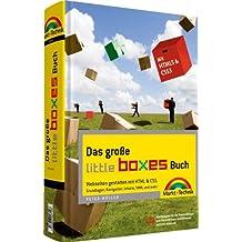 Das große Little Boxes-Buch - Webseiten gestalten mit HTML & CSS. Grundlagen, Navigation, Inhalte, YAML und mehr.