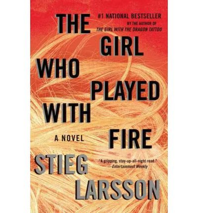 By Stieg Larsson ( Author ) [ Girl Who Played with Fire: Book 2 of the Millennium Trilogy Vintage Crime/Black Lizard By Mar-2010 Paperback