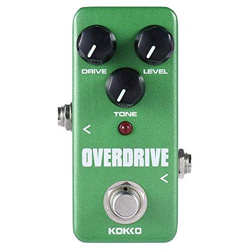 Kokko Mini Overdrive Pedal Tragbarer Guitar Effect Pedal KOKKO fod3