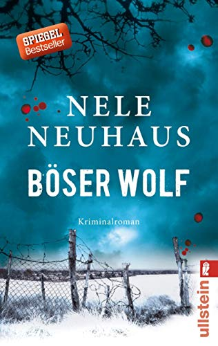 Böser Wolf: Kriminalroman (Ein Bodenstein-Kirchhoff-Krimi 6) - Haus Grenze