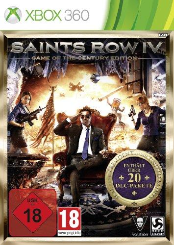 Saints Row IV Game of the Century Edition (Saints Row-spiele Für Xbox 360)