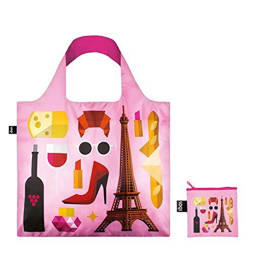 HEY New York Bag: 50 x 42cm Paris
