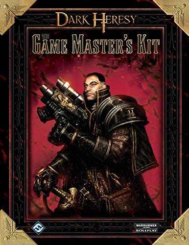 Dark Heresy RPG: Game Masters Kit - Rpg Master Game