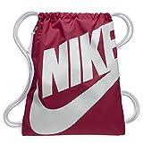 Nike Nk Heritage Gmsk, Sacca per la Palestra Unisex-Adulto, Rosa/Bianco/Bianco, Taglia Unica