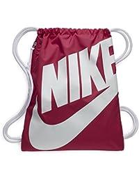 Nike Heritage Gmsk, Mochila Unisex Adultos, Rosa (Rush Pink/White), Talla unica (17x15x25 cm)