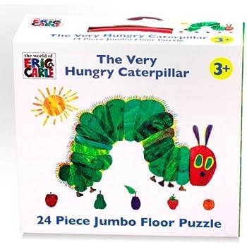 Very Hungry Caterpillar Giant Floor Puzzle Amazon Co Uk