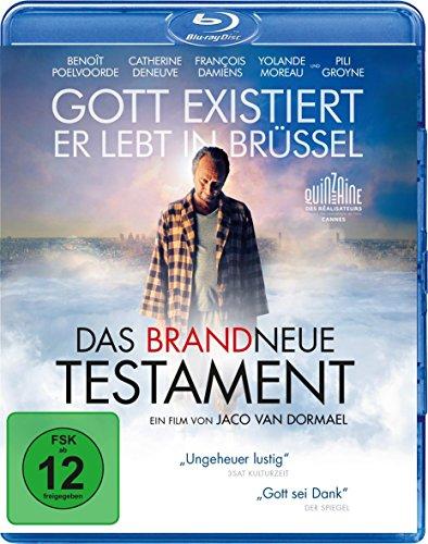 Bild von Das brandneue Testament [Blu-ray]