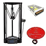 Anycubic Delta Rostock Stampante 3D Kossel Stampa Grande Formato φ180mm*300mm (Versione Guide lineare)