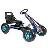 bopster - Go-Kart mit Pedalen und aufblasbaren Reifen Go-Kart-Fahren Kinder