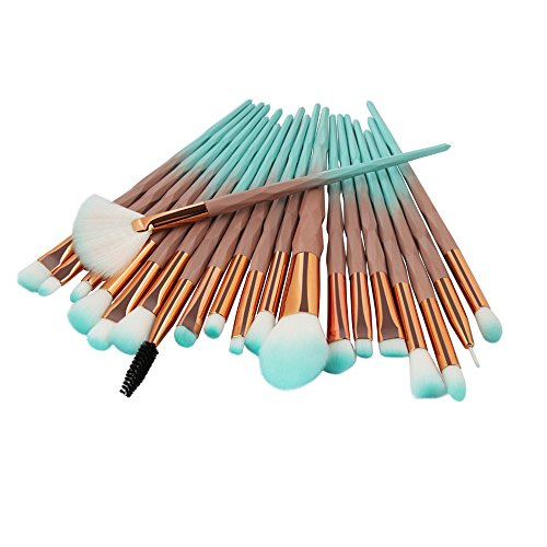 ik Pinsel Make-up Pinsel Sets Verfassungs Bürsten Sat Kosmetik Komplett Eye Kit Make-up Pinsel Sets Kits Tools Werkzeuge Foundation Pinsel (One size, A) ()