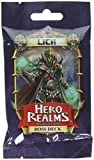 White Wizard Games Hero Realms: Lich Boss Deck