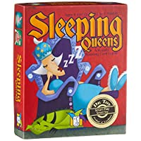 Gamewright Sleeping Queens Card Game, Multicolor