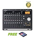 Best Tascam Memory Cards - Tascam Dp-03Sd Digital Portastudio 8-Track Recorder With A Review